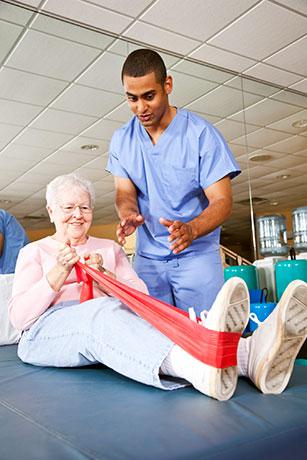 Rehabilitation Stretching