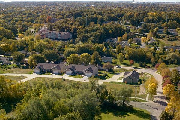 meth-wick-community-living-aerial-photo