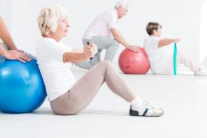 older Wellness program adults for