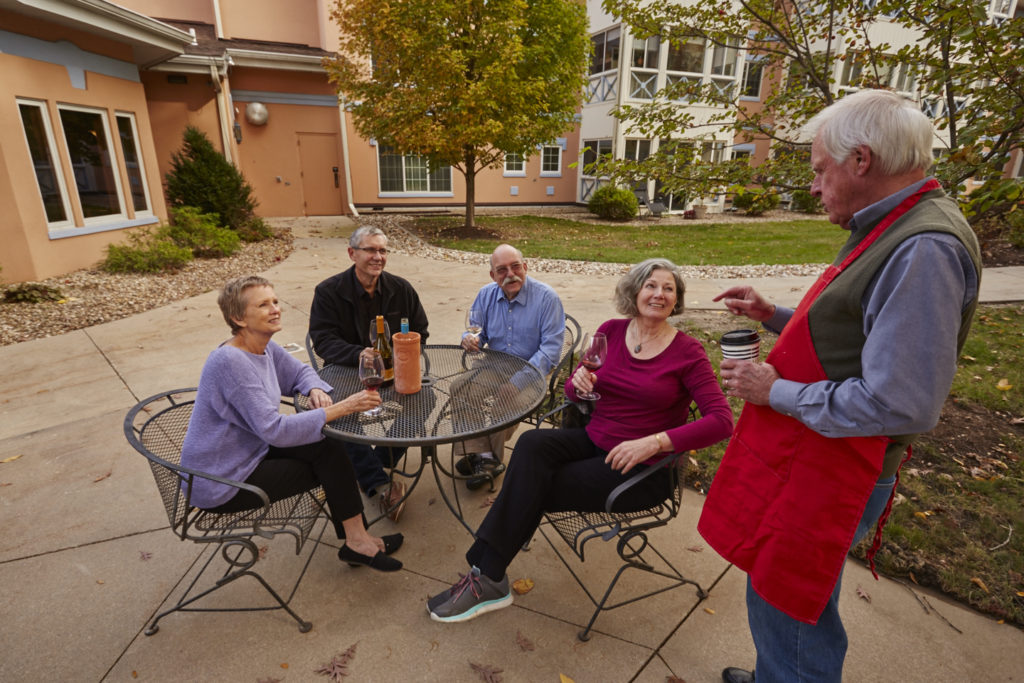 Why Baby Boomers are Embracing Retirement Communities