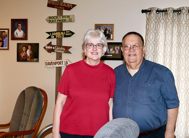 Resident Spotlight: John and Karen Wagner