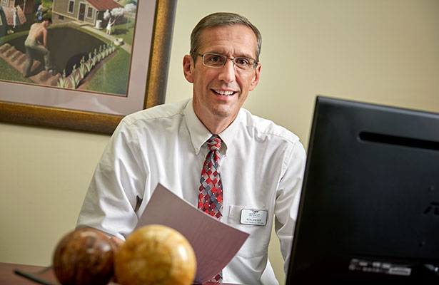 Employee Spotlight: Ron Jaeger