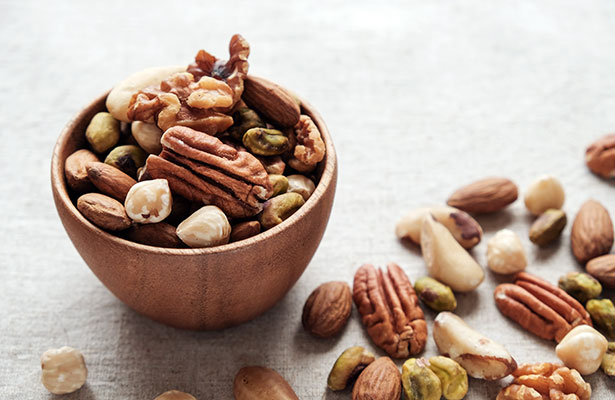 Dietitian Tips: Healthful Fats – Nuts and Seeds