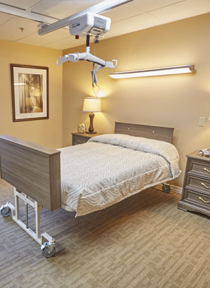 Bariatric Rooms in Cedar Rapids at Meth-Wick